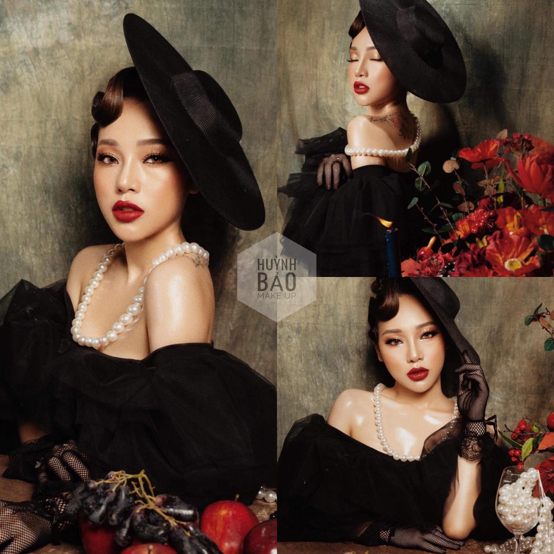 makeup đẹp tạ Tuy Hòa